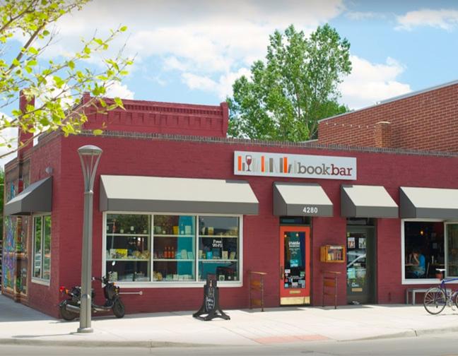 Book Bar Denver