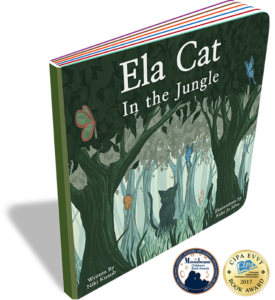 Ela Cat in the Jungle Awards
